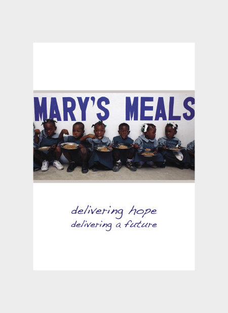 Marys Meals Brochure